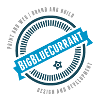 BigBlueCurrant Logo