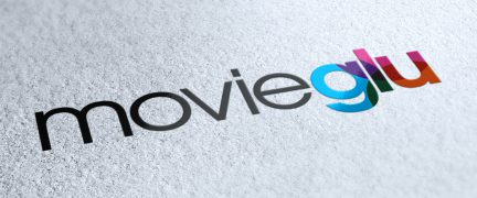 Movieglu Logo Design