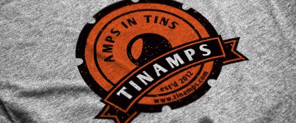 Tinamps Logo Design