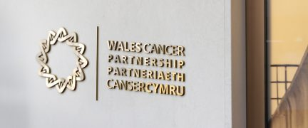 Wales Cancer Partnership Logo Design